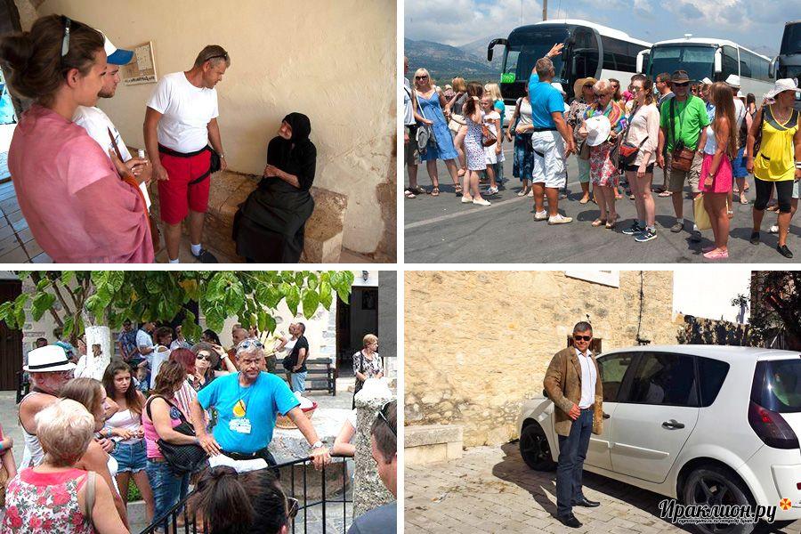 Частный русскоязычный экскурсовод на Крите: Александр