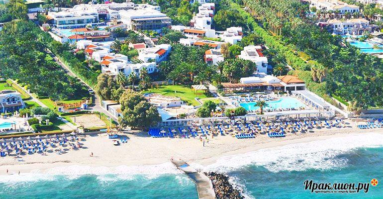 Песчаные пляжи у отеля - всё поблизости!