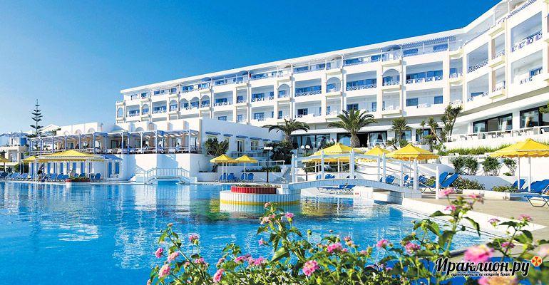 Три-четыре дня в отеле - и пора отправляться исследовать остров Крит!