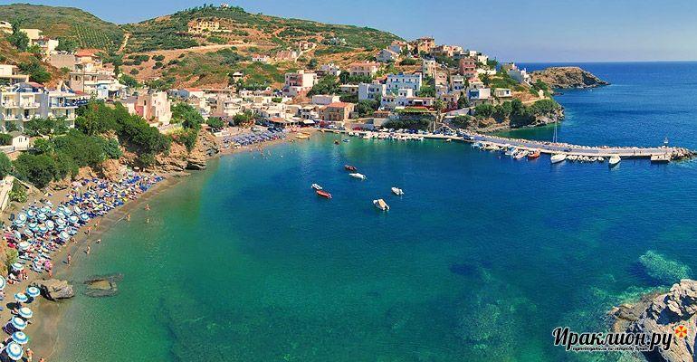 Спокойный отдых вместе с насыщенной экскурсионной программой: посмотрите Крит вместе с нами!