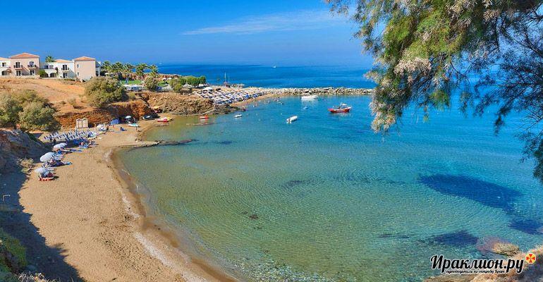 Релакс на пляже лучше всего разнообразить впечатлениями от путешествий по Криту!