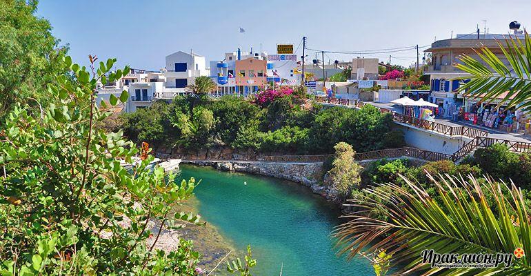 Сисси: тихий курорт для спокойного отдыха на море. Крит, Греция