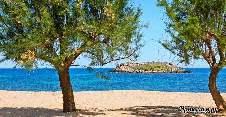 Экскурсионная программа из Сисси отлично сочетается с отдыхом на местных пляжах: лишь бы хватило времени на всё!