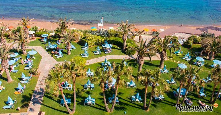 Отдых на западном Крите: тихий курорт Скалета. Крит, Ретимно.