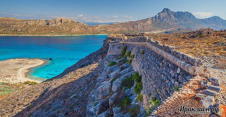 Вид с крепости острова Грамвуса