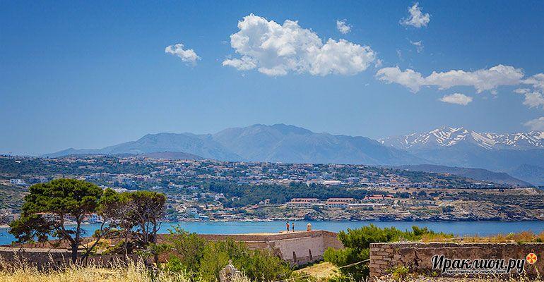 Экскурсия Западный Крит: Ретимно, Ханья, Курнас. Крит, Греция.