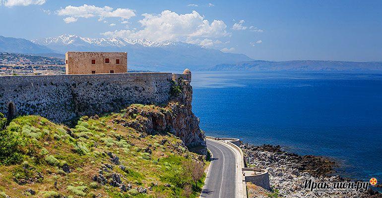 Экскурсия в Ретимно. Крит, Греция.